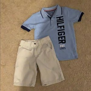 Tommy Hilfiger matching set